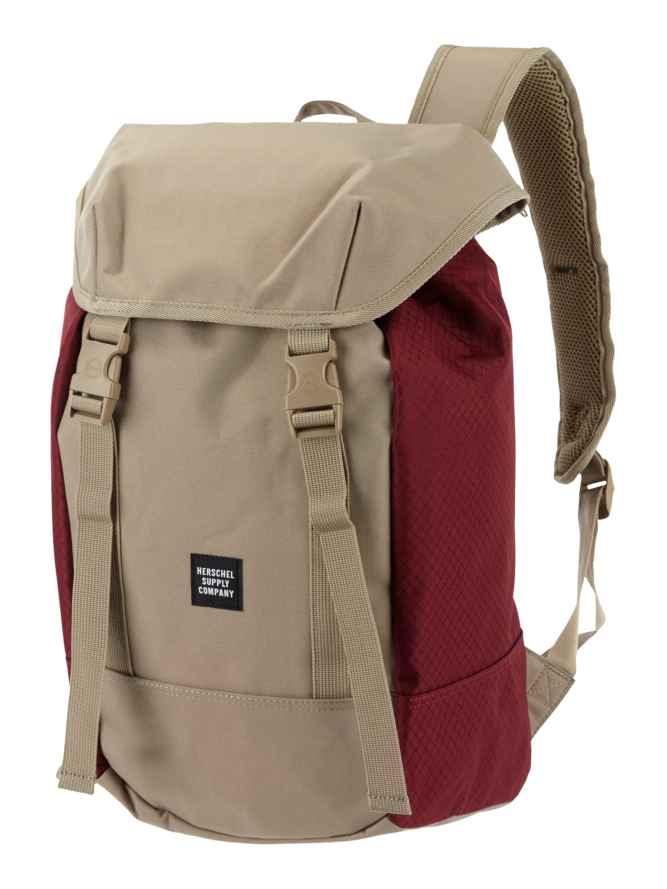 herschel rucksack mit laptopfach in rot online kaufen 9600193 p c online shop. Black Bedroom Furniture Sets. Home Design Ideas