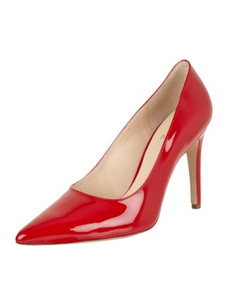 High Heels aus Lackleder Rot - 1