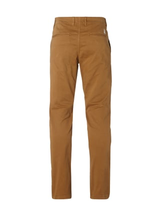 Jack & Jones Chino mit Knopfleiste Camel - 1