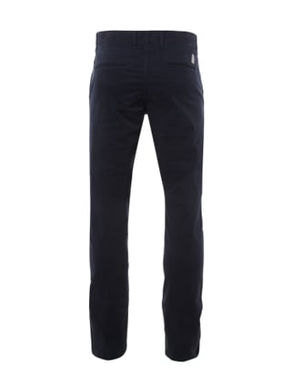 Jack & Jones Regular Fit Chino mit paspelierten Gesäßtaschen Marineblau - 1