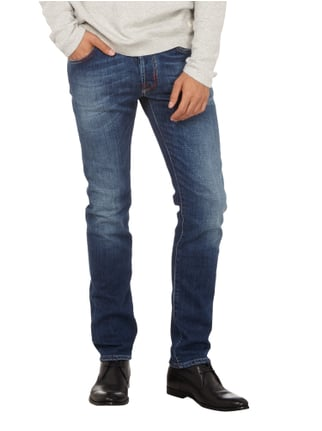 Jacob Cohen Stone Washed Regular Fit Jeans Jeans - 1