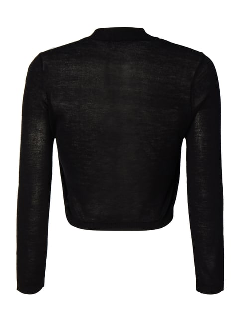 Jake*s Cocktail Cocktailjacke aus reiner Viskose Schwarz - 1