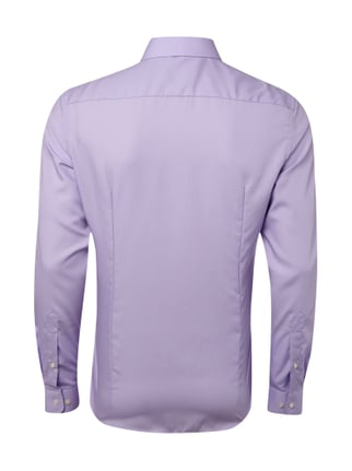 Jake*s Slim Fit Hemd mit Kentkragen Lavendel - 1