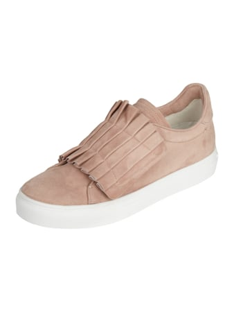 damen schuhe sneaker kennel schmenger sneaker aus veloursleder mit. Black Bedroom Furniture Sets. Home Design Ideas