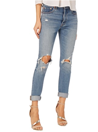 Levi's® 5-Pocket-Jeans im Destroyed Look Jeans - 1