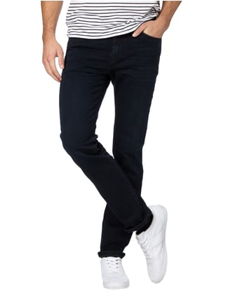 Levi's® Coloured Slim Fit 5-Pocket-Jeans Dunkelblau - 1