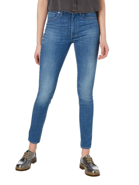 Levi's® Stone Washed Super Skinny Fit Jeans Jeans - 1