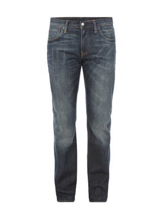 Old Blue Washed Slim Bootcut Jeans Blau / Türkis - 1