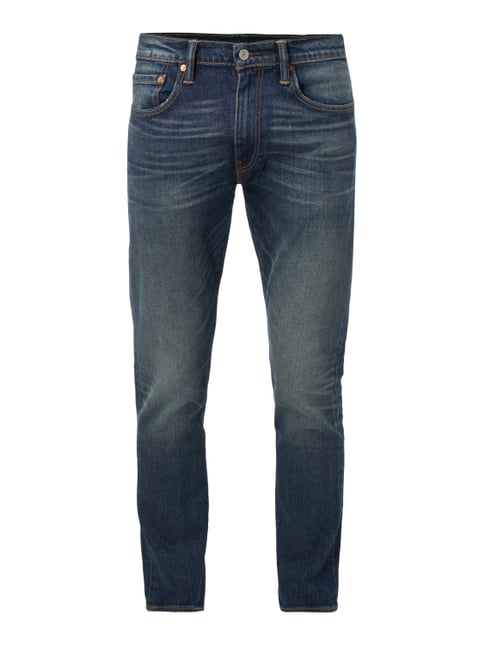 Old Blue Washed Slim Tapered Fit Jeans Blau / Türkis - 1