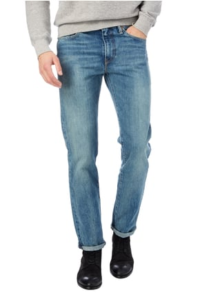 Levi's® Stone Washed Slim Fit 5-Pocket-Jeans Jeans - 1