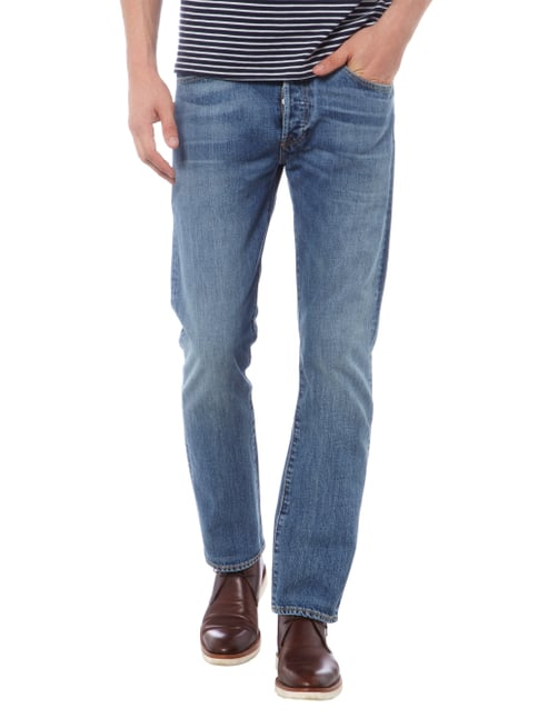 Levi's® Stone Washed Straight Fit Jeans Jeans - 1