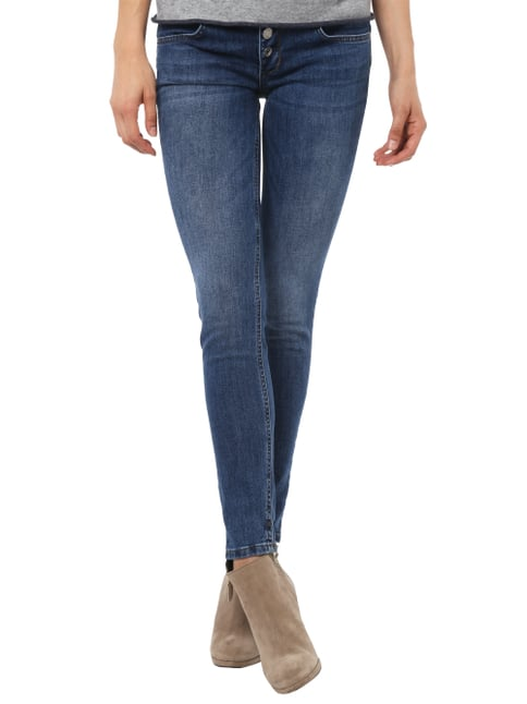Liu Jo Jeans Stone Washed Skinny Fit 5-Pocket-Jeans Jeans - 1