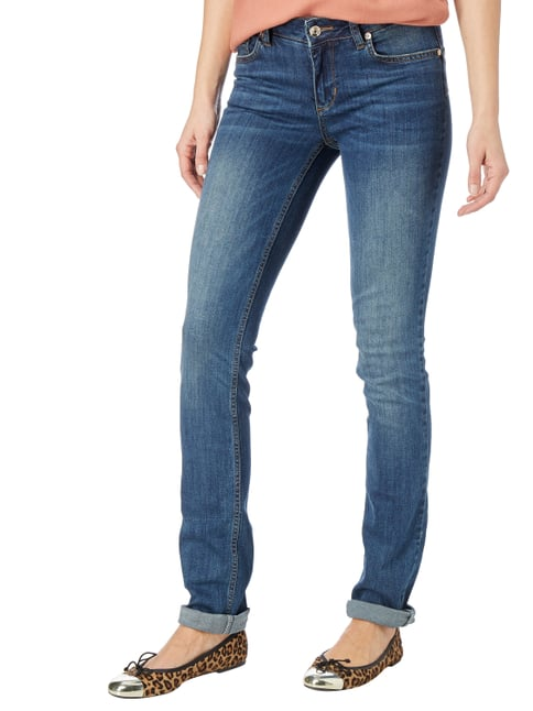 Liu Jo Jeans Stone Washed Slim Fit 5-Pocket-Jeans Jeans - 1