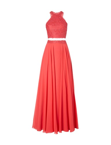 Abendkleid im Rock-Top-Look Rot - 1