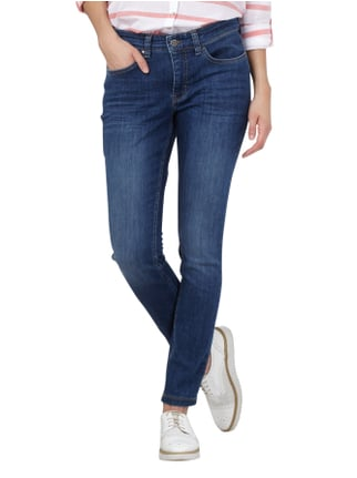 MAC Stone Washed Skinny Fit Jeans Jeans meliert - 1