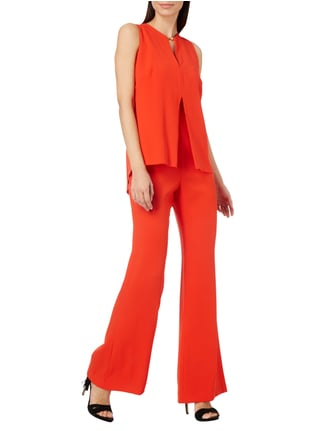 Marc Cain Collections Jumpsuit inklusive Top in Rot - 1