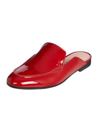 Loafer aus Lackleder Rot - 1