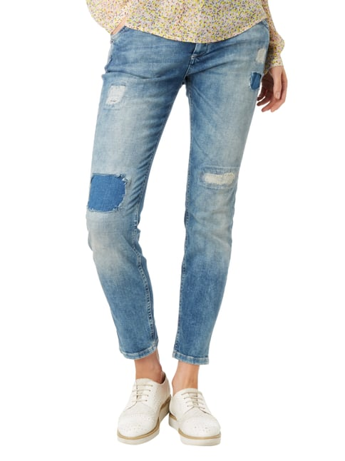 Marc O'Polo 5-Pocket-Jeans im Destroyed Look Jeans - 1
