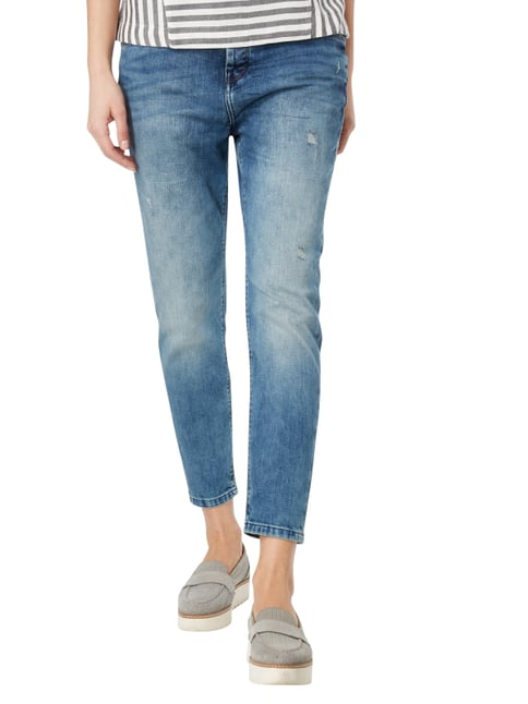 Marc O'Polo Denim Boyfriend Fit Jeans im Used Look Jeans - 1