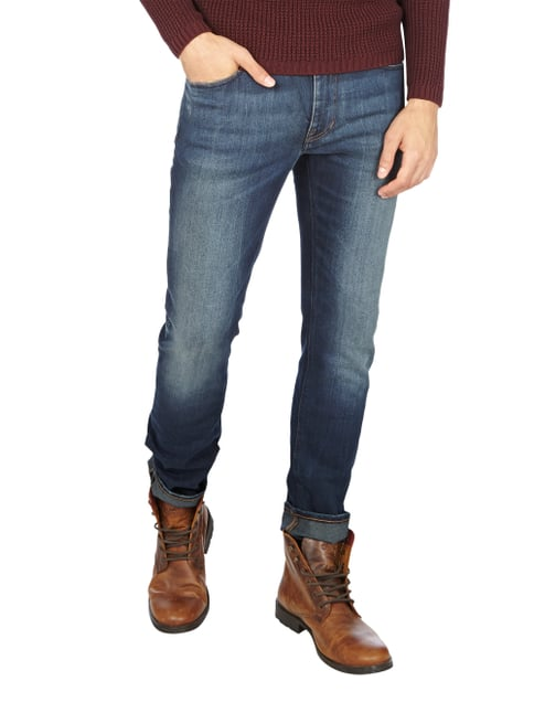 Marc O'Polo Denim Slim Fit Jeans mit Kontrastnähten Jeans - 1