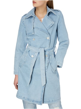 Marc O'Polo Denim Trenchcoat aus Denim Jeans - 1