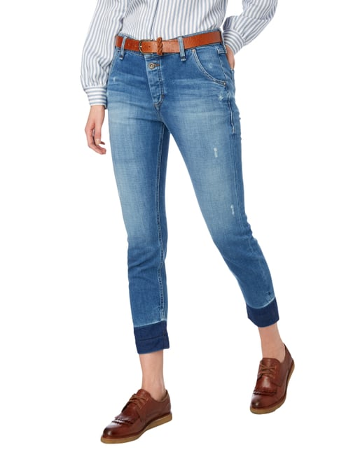Marc O'Polo Slim Fit Jeans im Destroyed Look Jeans - 1