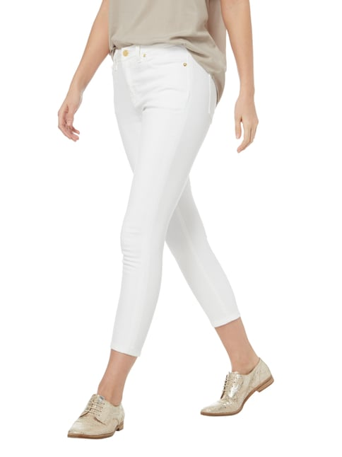 MICHAEL Michael Kors Coloured Skinny Jeans Weiß - 1