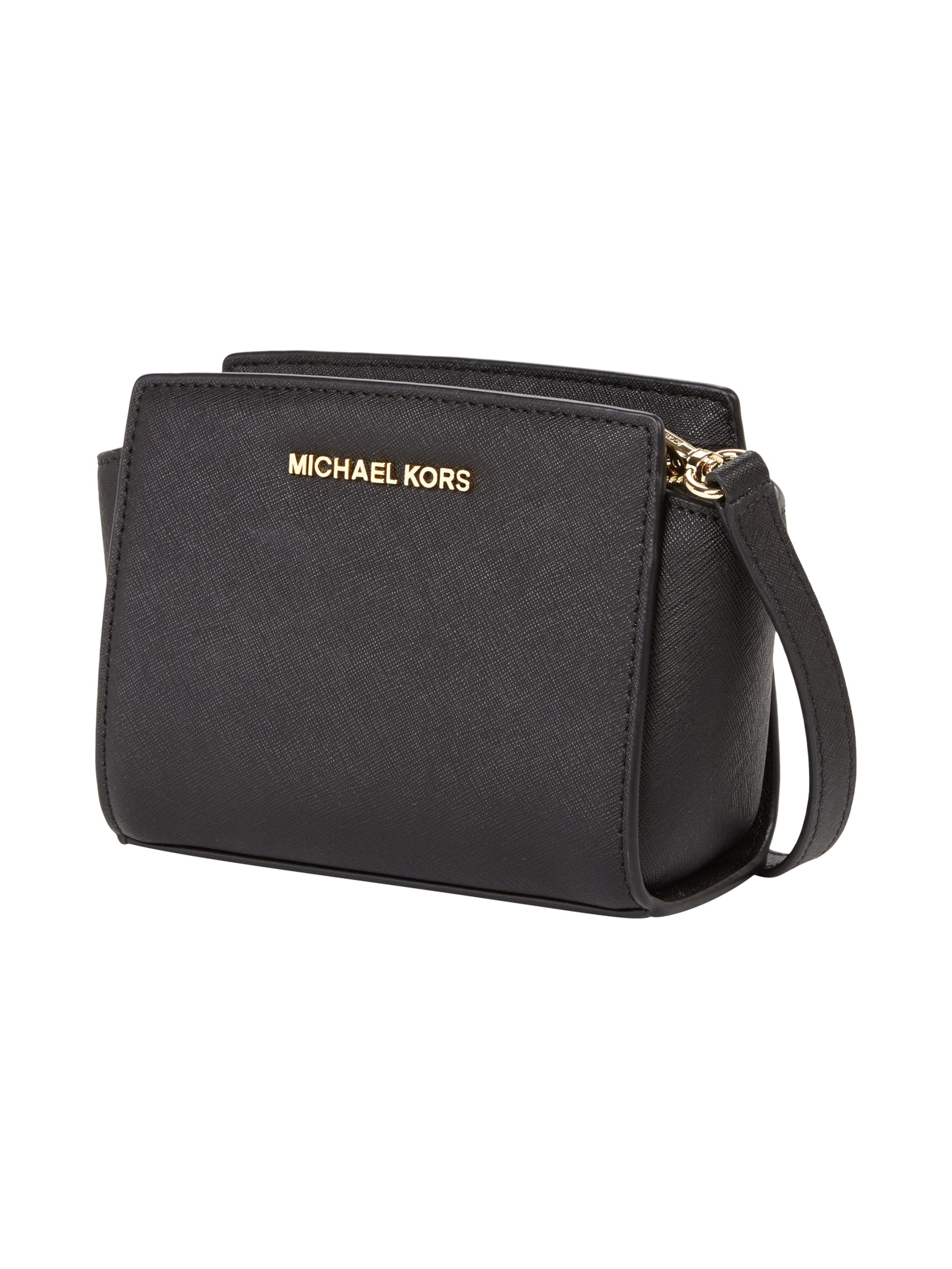 michael kors umh ngetasche schwarz michael michael kors selma handtasche schwarz michael kors. Black Bedroom Furniture Sets. Home Design Ideas