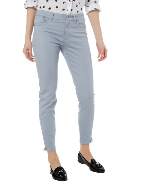 Montego Coloured 5-Pocket-Jeans mit Stretch-Anteil Bleu - 1