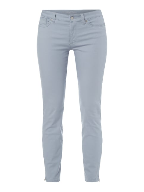 Coloured 5-Pocket-Jeans mit Stretch-Anteil Blau / Türkis - 1