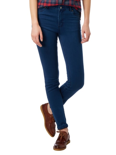 Montego Coloured Skinny Fit 5-Pocket-Jeans Jeans - 1
