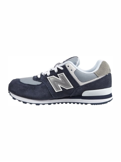 Rückansicht von New Balance - BACKTOSCHOOL in Marineblau - 1