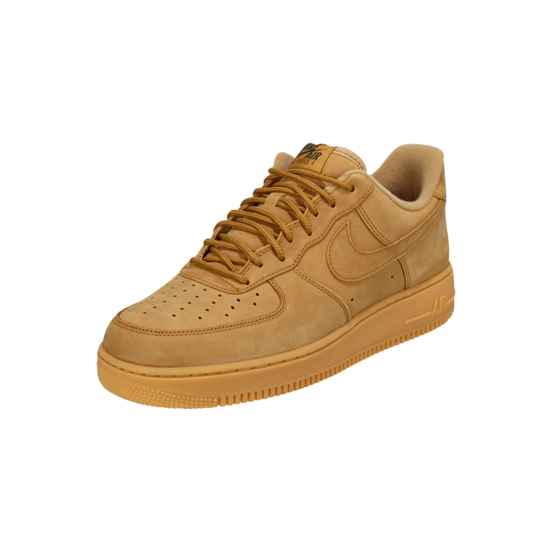 nike sneaker air force 1 07 wb aus leder the fashion victim. Black Bedroom Furniture Sets. Home Design Ideas