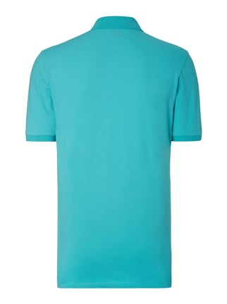 OLYMP Level 5 Body Fit Poloshirt mit Stretch-Anteil Grün - 1