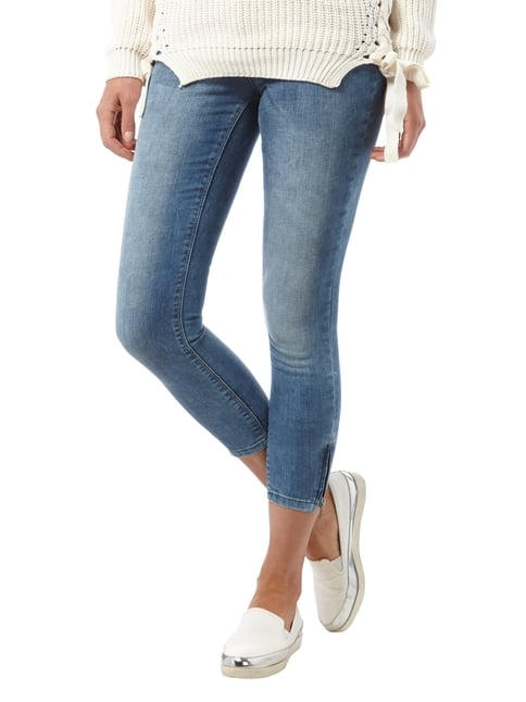 Only Ankle Cut Stone Washed Jeans Jeans - 1