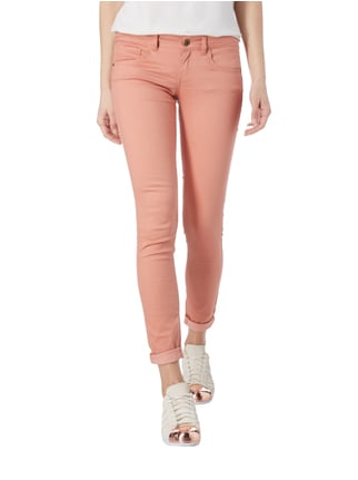 Only Coloured Skinny Fit Jeans Altrosa - 1