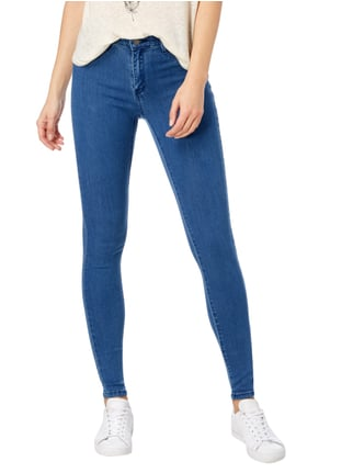 Only Rinsed Washed Skinny Fit Jeans Jeans - 1