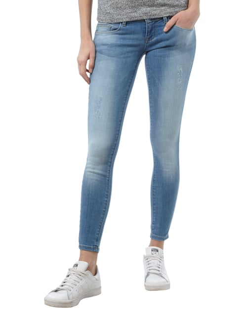 Only Skinny Fit Stone Washed Jeans Jeans - 1
