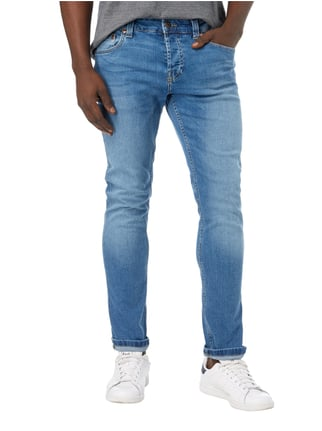 Only & Sons Stone Washed Slim Fit 5-Pocket-Jeans Jeans - 1
