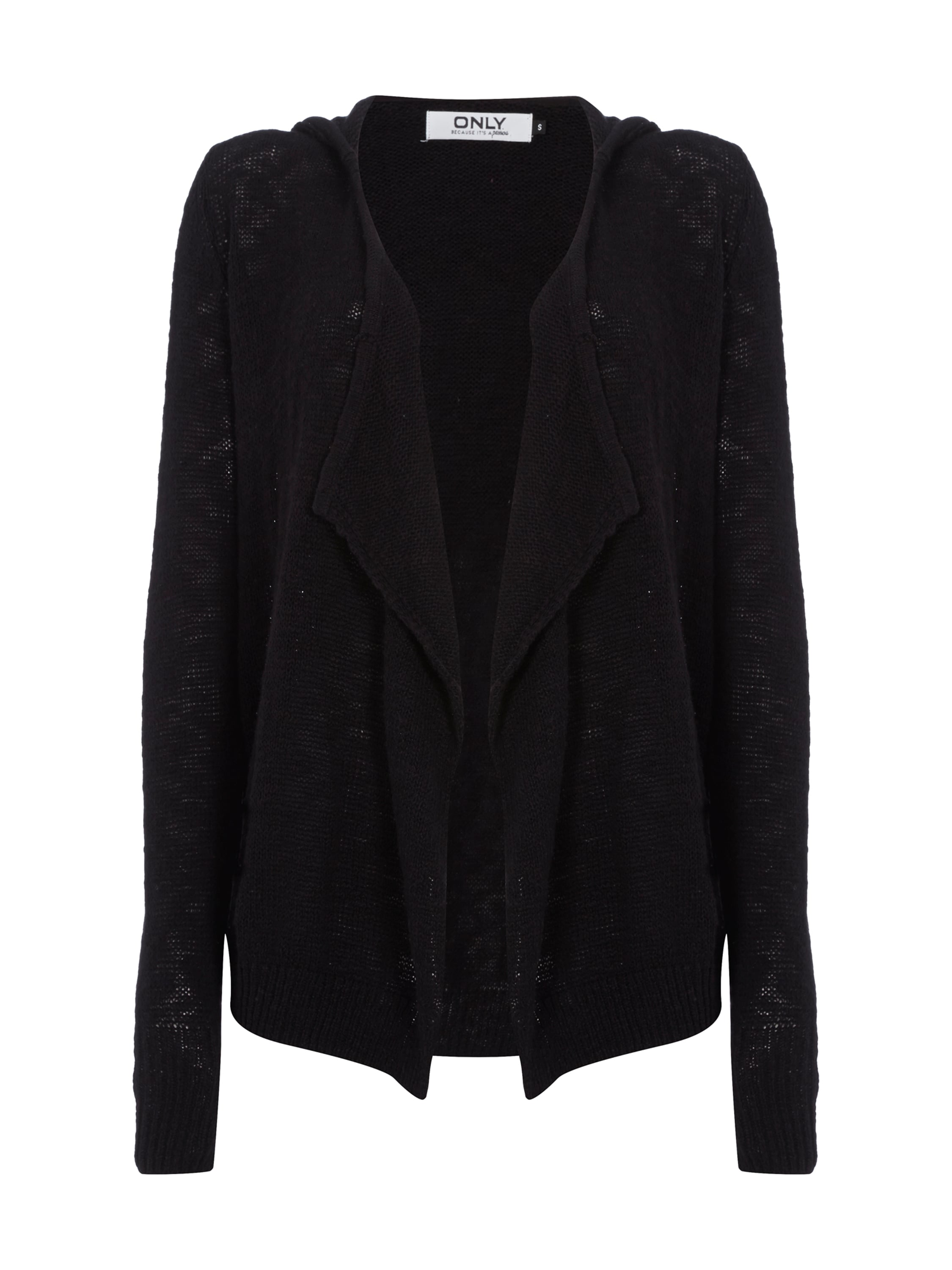 strick cardigan mit kapuze fashion id online shop. Black Bedroom Furniture Sets. Home Design Ideas