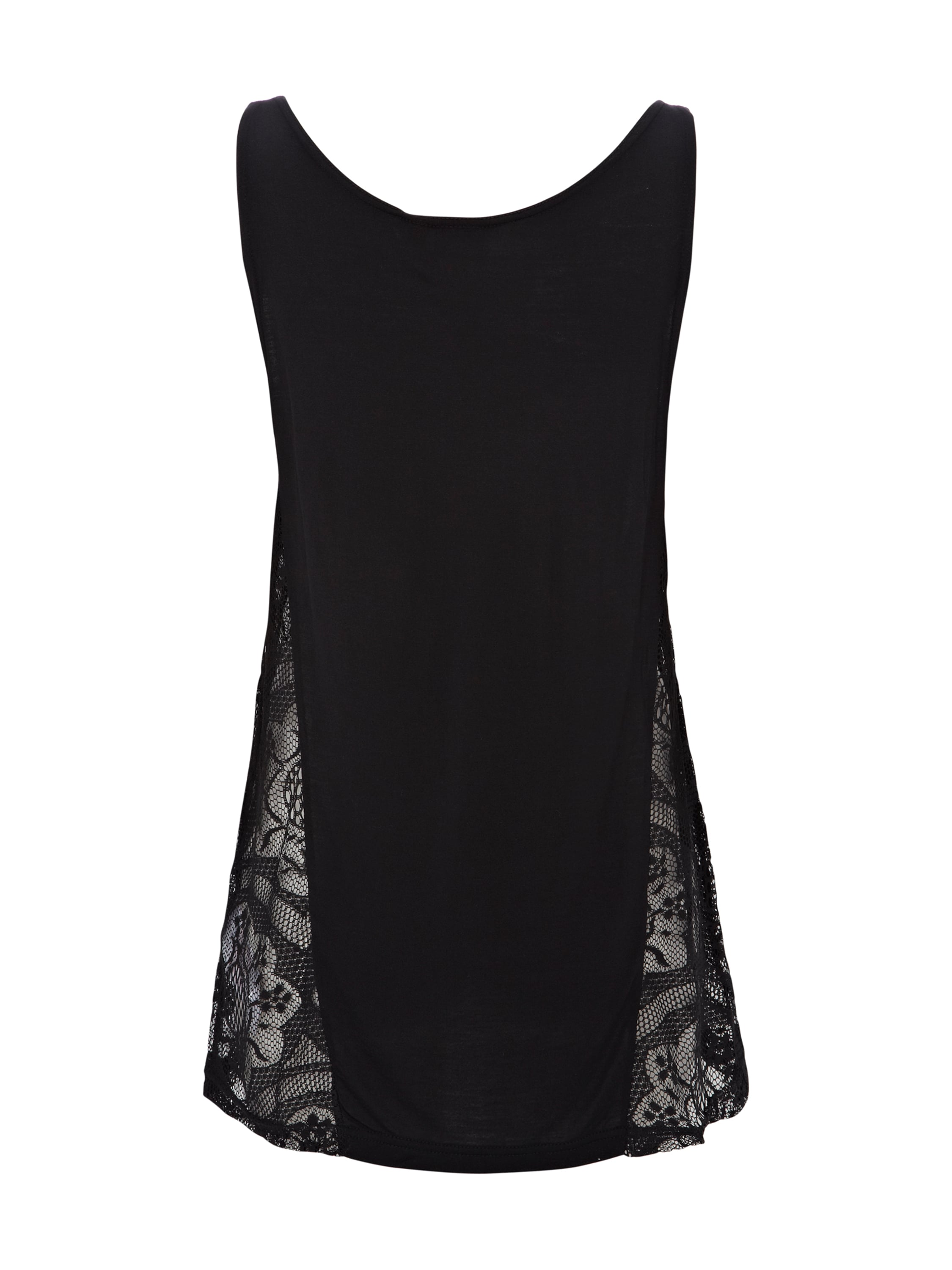 vokuhila tanktop mit spitze fashion id online shop. Black Bedroom Furniture Sets. Home Design Ideas