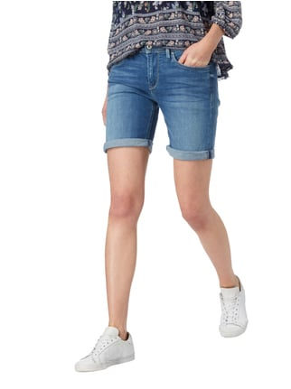 Pepe Jeans Jeansshorts mit Stretch-Anteil Jeans - 1