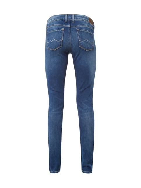 Pepe Jeans Slim Fit 5-Pocket-Jeans im Stone Washed Look Jeans - 1