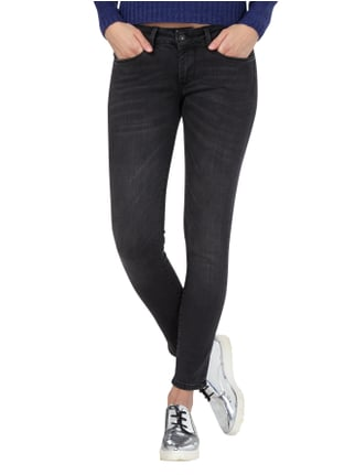 Pepe Jeans Stone Washed Jeans mit Slim Leg Jeans - 1