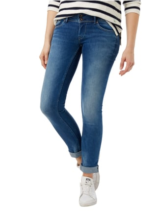 Pepe Jeans Stone Washed Regular Fit 5-Pocket-Jeans Jeans - 1