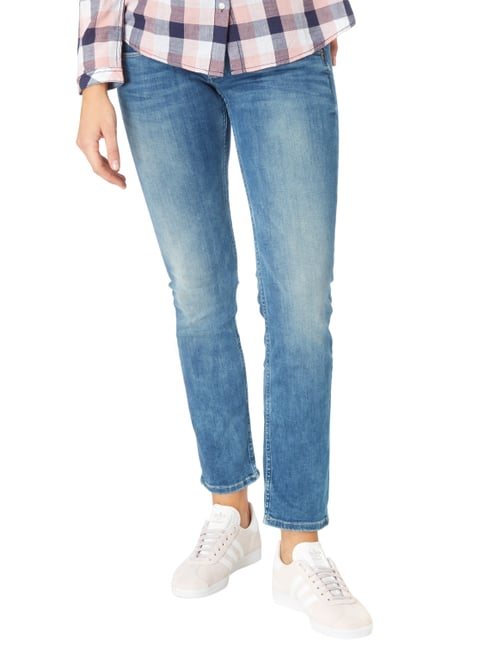 Pepe Jeans Stone Washed Regular Fit Jeans mit Stretch-Anteil Jeans - 1