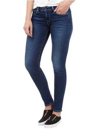 Pepe Jeans Stone Washed Slim Leg Jeans Jeans - 1