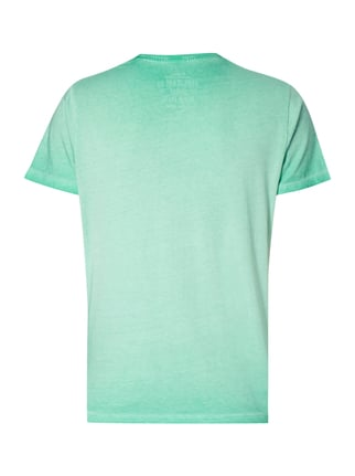 Pepe Jeans T-Shirt im Washed Out Look Türkis - 1