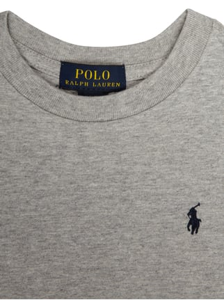 T-Shirt mit Logo-Stickerei Ralph Lauren Childrenswear online kaufen - 1