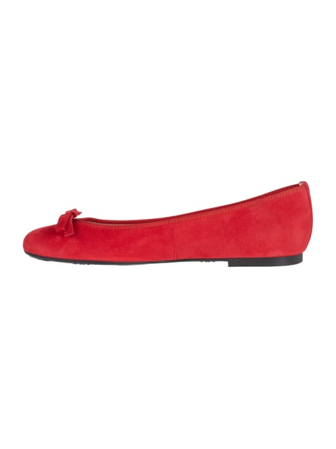 Rückansicht von Pretty Ballerinas - BUSINESS-CASUAL in Rot - 1